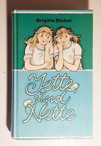 JETTE und NETTE Buch Doppelband von Brigitte Blobel Kinderbuch Erzählungen GUT