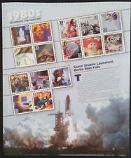 Celebrate the Century 1980's - Scott #3190  Pane of 15 stamps MNH