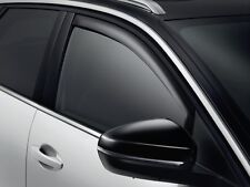 Peugeot 3008 5008 MK2 Wind Deflector Set of 2 Front New Genuine 1616443380