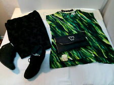Plus size two piece outfit