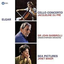 Jacqueline Du Pre - Elgar: Cello Concerto, Sea Pictures (NEW VINYL LP)