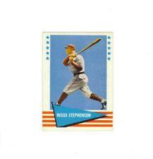 1961 Baseball Greats--Riggs Stephenson--#140