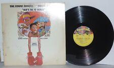 Let's Do It Again OST LP 1975 Curtom Staple Singers Curtis Mayfield Soul Vinyl