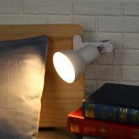 360° Rotate Clamp Lamp Holder Turtle Reptile Basking Clip Light Base Socket