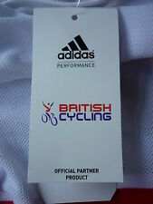 GREAT BRITAIN CYCLING /SKY BIB SHORTS MEDIUM (size 3) BRAND NEW WITH TAGS