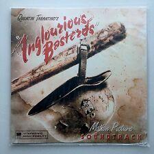 Ennio Morricone - Inglourious Basterds Soundtrack LP Record Vinyl - BRAND NEW