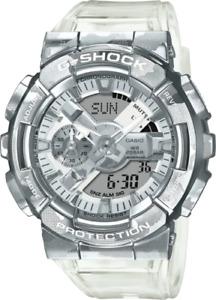 Casio G-Shock GM110SCM-1A Camouflage Bezel Semi-Transparent Camo Band Watch