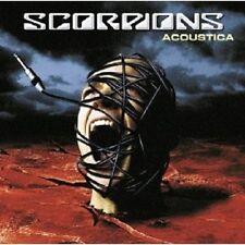 "SCORPIONS ""ACOUSTICA"" CD NEU"