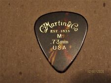 Old Style Martin Guitar Pick Never Used * One Owner