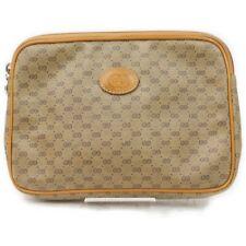 Vintage Gucci Clutch Micro GG 630871