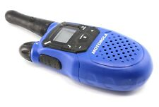 Motorola Talkabout MC220R 16-Mile 22-Channel FRS/GMRS Two-Way Radio