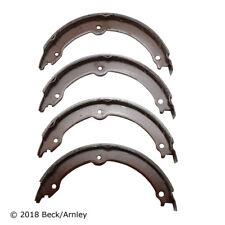 Beck/Arnley 081-3224 Rear Parking Brake Shoes