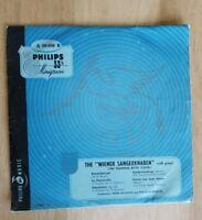 WIENER SANGERKNABEN Viennese Boys Choir GERMAN LP 33 1/3 00 606 Philips