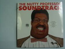 The NUTTY PROFESSOR O.S.T.  LP SEALED DEF JAM Rare White Sticker EDDIE MURPHY