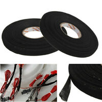15/25/50M Adhesive Fabric Cloth Tape Cables Looms Wiring Printing Masking Tools