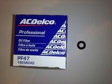 Buick Original ACDelco Ölfilter PF47 ( GM# 19256042 ) + Ablassschraube Dichtung