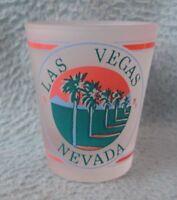 Las Vegas Nevada Souvenir Shot Glass