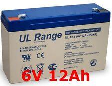 6Volt Akku  Batterie für Kinderauto 6V 9Ah 10Ah 12Ah LC-RB0612PG