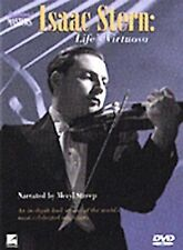 Isaac Stern: Lifes Virtuoso (DVD, 2000)