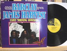 "★★ 12"" LP - BARCLAY JAMES HARVEST - Early Morning Onwards - Emidisc"