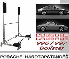Hardtopständer Halter Porsche 996 997 Carrera 4 4S Cabrio + Boxster Hardtop