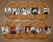 WILLIAM HOLDEN on the air - Vintage Radio Shows OTR-CDs
