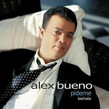 ALEX BUENO * Pideme * NEW CD * Bachata * Original 2002 Sony Music