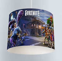 Fortnite Boys bedroom lampshade ceiling light shade (355)