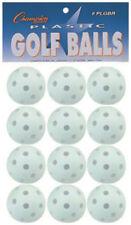 Dozen Wiffle Balls in Package Practice Champion Sports Baseball