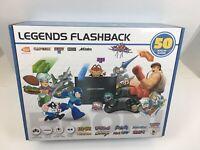 New Legends Flashback 50 Arcade + 50 Original SEGA GENESIS Games all OEM