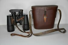 Carl Zeiss Jena Binoctar 7x50 Binoctar Binoculars & Case