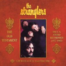 Old Testament (Ua Studio Recs 77-82) - 5 DISC SET - Stranglers (2013, CD NEUF)
