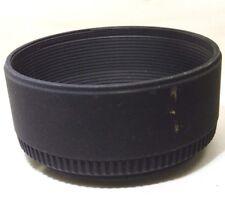 Sigma Lens Hood Shade Telephoto for 58mm rim 50mm 90mm f2.8 Macro