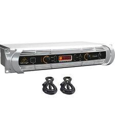 Behringer iNUKE NU6000DSP Digital Power Amplifier 6000W Class-D Amp w/ DSP