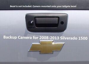 Backup Camera for 07-14 Chevy Silverado GMC Sierra With Pioneer Sony App Radio