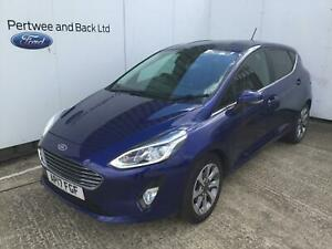 Ford Fiesta 1.0T ( 100ps ) EcoBoost ( s/s ) 2017.75MY Zetec with Nav.