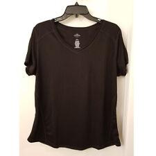 Brand New, Xl, Womens Active Top, Shirt, St.John Bay, Black shirt