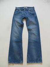 Levi's® 512 Bootcut Jeans Hose, W 34 /L 36, Special Edition Denim, Extra Lang !