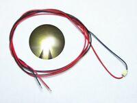 S983 - 10 Stück SMD LEDs 0805 warmweiß mit Kabel Microlitze fertig angelötet