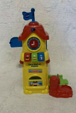 VTech Go Go Smart Wheels Train Station Ticket Clock Tower Replacement Part