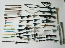 PICK ANY 15 REPRO FLOAT Weapon Blasters LOT Lightsabers Vintage STYLE Star War