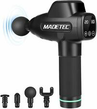 Professional Percussion Massager Gun Electric Handheld Deep Tissue Muscle
