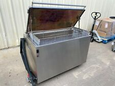 Hardt H4Ancr rotisserie pan pot skewer basket soaker cleaning solution tank 2018