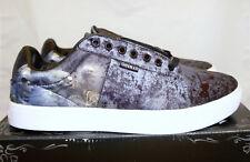 OSIRIS Rebound VLC Huit Skull Army 10.5 Skate Shoes New Evil Dead Zombies
