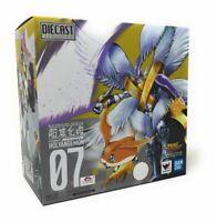 Bandai Digivolving Spirits 07 Holy Angemon Digimon Figure Tamashii Nations