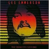 Les Emmerson - Sound City Sessions ( CD ) Five Man Electrical Band NEW