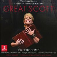 Joyce DiDonato - Great Scott [CD]