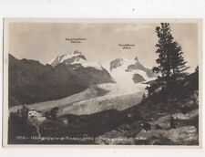 Hotel Du Glacier de Findelen [3859] Switzerland Vintage Rp Postcard 318b