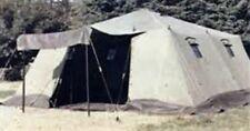 Tenda per servizi in campagna mt 5,5x5,5