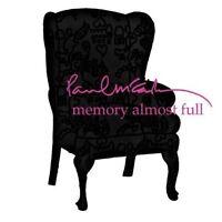 Paul McCartney Memory almost full (2007) [CD]